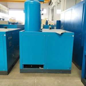 New design air-cooled type combined compressed air dryer