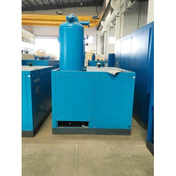 Air-cooled type combined compressed air dryer for power plant