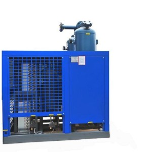 China best industrial air cooled combining air dryer