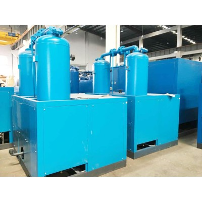 Water-cooled type combined type air dryrer