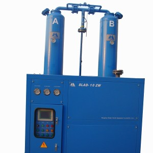 China Hangzhou SHANLI Purify water-cooled type combined compressor air dryer (SDZW-20)
