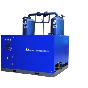 SHANLI medium-capacity water-cooled series combined compressed air dryer (SDZW-50)