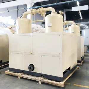 Water-cooled Combined Compressed air dryer