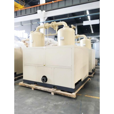 Water-cooled Combined Compressed refrigerated air dryer & Desiccant air dryer