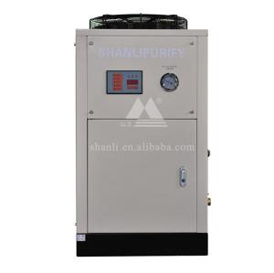2019 SAHNLI box type water cooling system, air cooled water chiller (7℃)