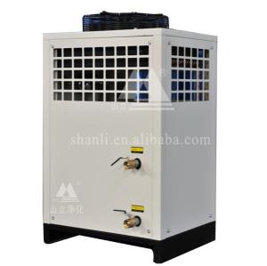 SCLF-15-C-X Hot Sale Air Cooled Box Type hvac water chiller (7℃)