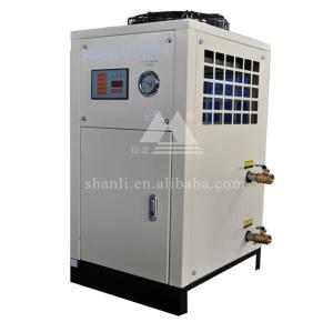 glycol box water chiller/water cooling chiller system (-5℃)