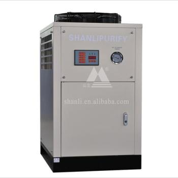 Air cooled scroll type water chiller
