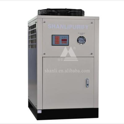 New Air cooled Water Chiller for Finland