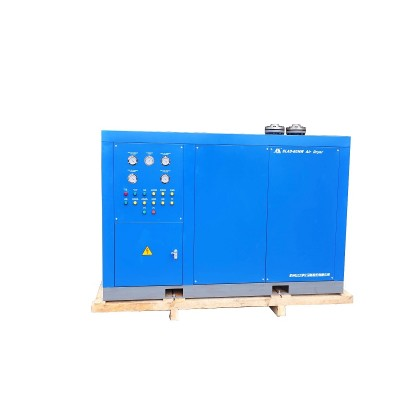 Chinese manufacturer Shanli the largest air capacity well-performed refrigerated air dryer