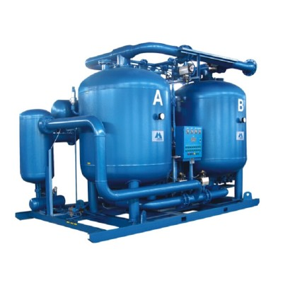 Hot Sale Zero Purge Heat of Compression Desiccant Air Dryer