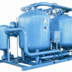 Famous brand Shanli zero air consumption waste heat regenerative desiccant air dryer