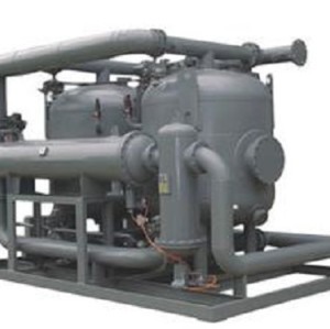 Zero air consumption  desiccant air dryer without air consumption