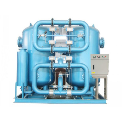 Low consumption competitive price rotary air dryer with zero purge consumpton