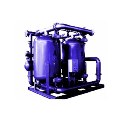 Blower Purge Desiccant Compressed Air Dryer (with air consumption)