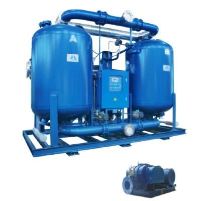 Hanzghou Shanli Blower Purge Air Dryer (with air consumption)