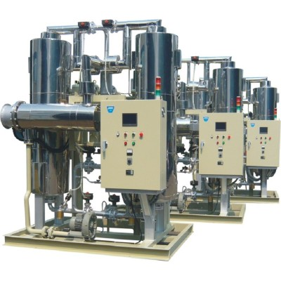 SDXG-150 Blower Heat Regeneration Desiccant Air Dryer (with air consumption)