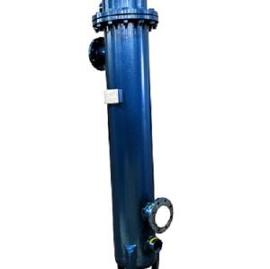 Water Cooled Aluminum Air Compressor Aftercooler Factory Design