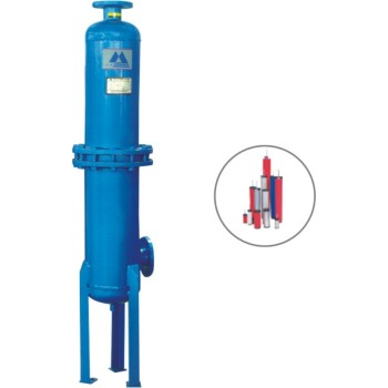 SGX series efficient oil removal suction air cartridge filter