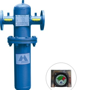 China shanli automatic sewage filter for removing dust