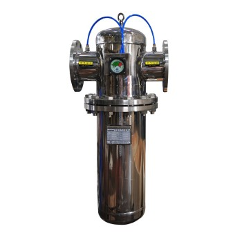 Shanli stainless steel high quality and efficient oil water separator
