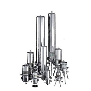 6.8 Nm^3/min air capacity Clarify Sterilization Hydrophilic Automatic self cleaning filter