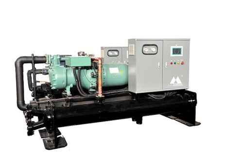 Industrial Water Chiller With CE Certificate/High Efficiency Water Chiller (single compressor/ -5 Deg C)