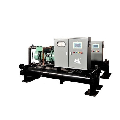 SHANLI  Industrial Air Cooled Water Chiller Unit (single compressor/ -5 Deg C)