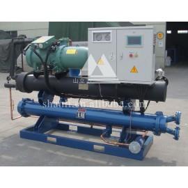 Shanli screw-type compressor dry-type Water-cooled Water Chiller R22 ( -15 Deg C)