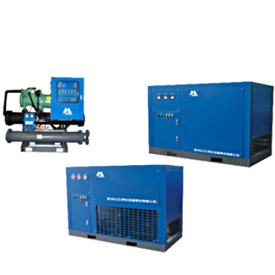 China large size automatic water chiller ( -15 Deg C) air cooling