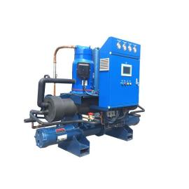 Green industrial air conditioner SCLW series Flooded high efficiency water cooled screw chiller low price for sale (Single Compressor/ 7 Deg C)