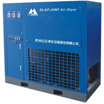 2019 New design plate fin type heat exchanger refrigerated air dryer