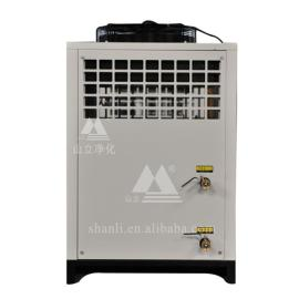 Small Box Scroll Water-cooled Industrial Water Chiller
