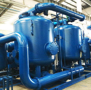 China best high-selection blower heated desiccant air dryer
