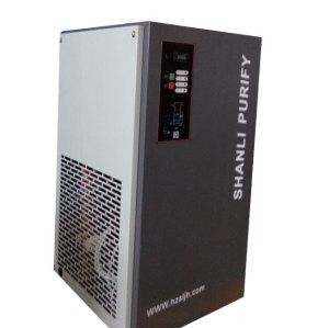 Mini industrial freeze air compressor dryer