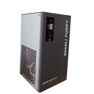High Inlet Air Temperature Refrigerated Air Dryer Widely Used Refrigerated Air Freeze Dryer