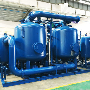 2019 NEW product Heated Desiccant Purge Compressed Air Dryer