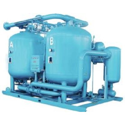 Workable and durable esiccant air dryer for air compressor