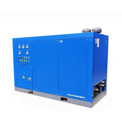 8Nm3/min SHANLI water cooling refrigerated air dryers price for freeze air dryers