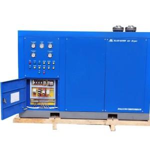 industrial freeze machine / vacuum freeze dryer (500 to 1000 KG capacity)