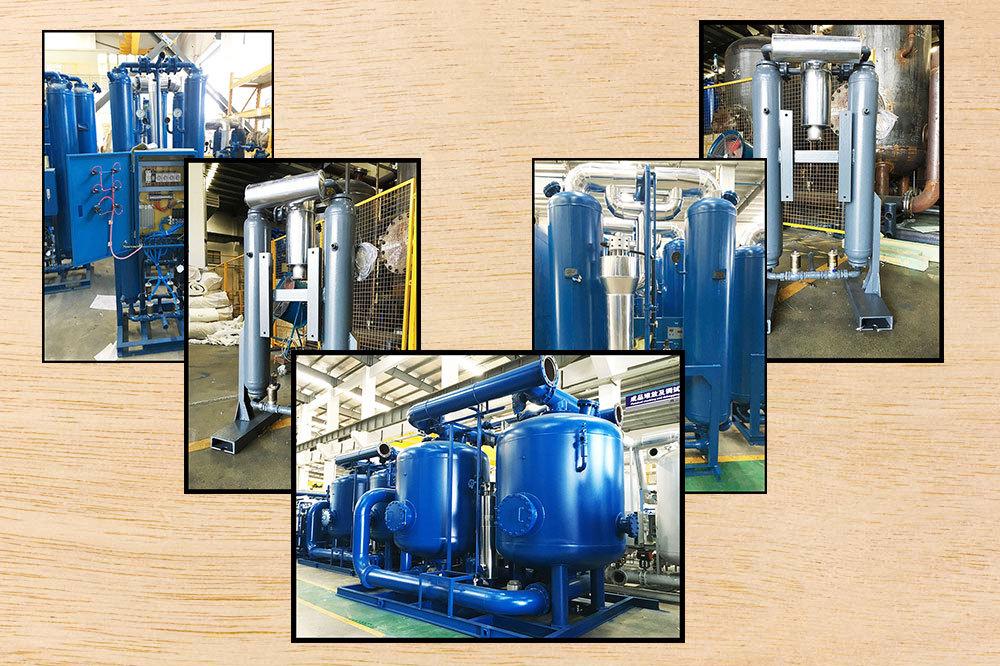 Heated regeneration adsorption air dryer supplier