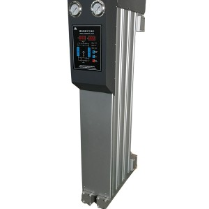desiccant air dryer for screw compressor