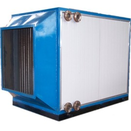 Waste Heat Recycling System for Air Compressor