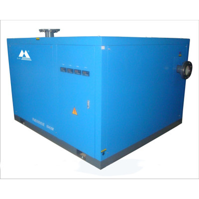Waste heat recovery sisytem unit for air compressor