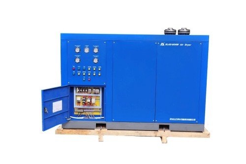 High quality new design water cooled freeze refrigerated air dryer
