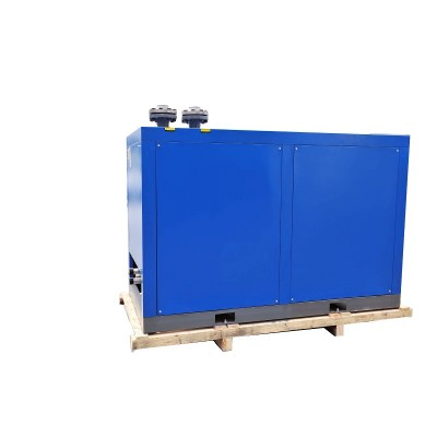 Water freezing refrigerated air dryer to Berlin
