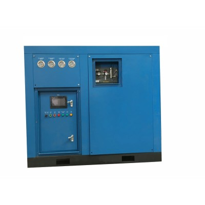 High Temperature 0.5Nm3/min 50HZ refrigerant air dryer with CE