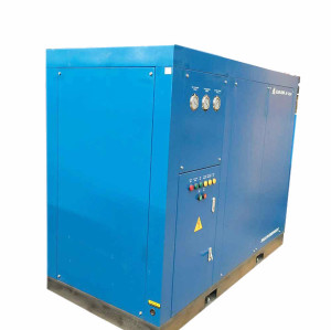 High-inlet temp refrigerated air dryer to Agana