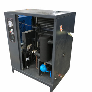 32m3/min air cooled type Refrigerated Air Freeze Dryer