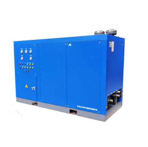 Normal Temperature Water-cooled refrigerated air dryer for air compressor